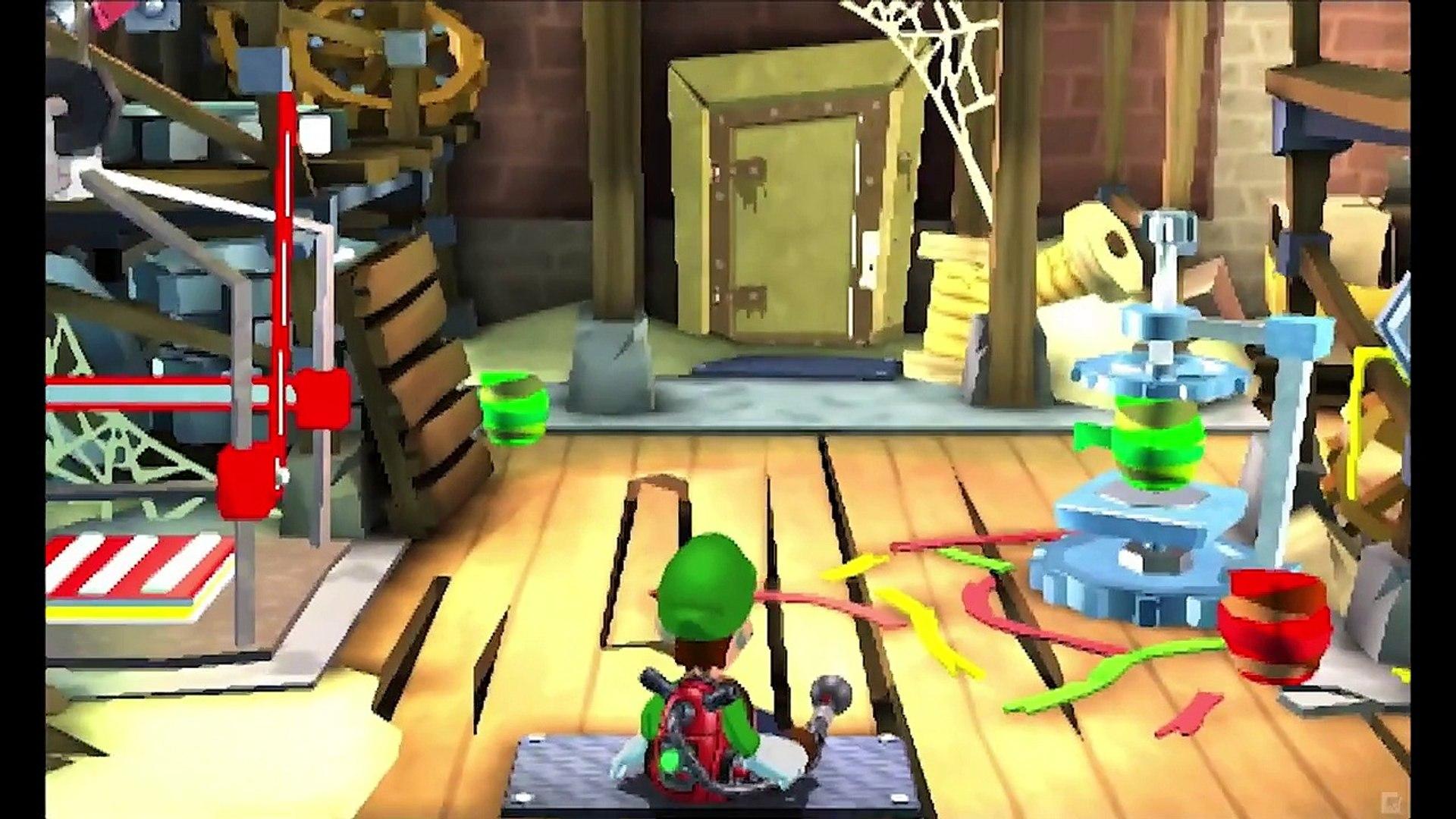 13 Luigi S Mansion 2 Dark Moon Ita C1 Giusto In Tempo