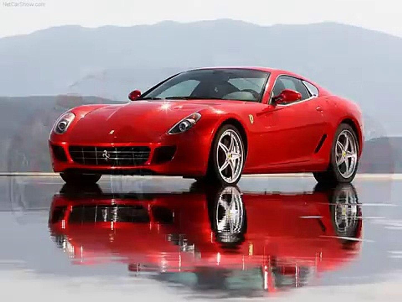 Ferrari 599 Gtb Fiorano Hgte Video Dailymotion