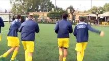 Calcio a 5, Serie C1: Capitolina - Olimpus, Highlights e interviste