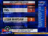 Sligo Rovers vs Molde FK Sky Sports News Report