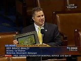 Rep. Braley honors Rep. Giffords and others on the House floor
