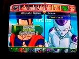 Ultimate Gohan vs Goku ssj4-Dbz Budokai Tenkaichi 2