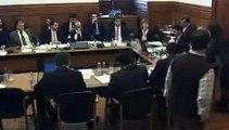 Vitor Gaspar responde a João Galamba na Comissão de Economia e Finanças