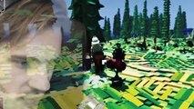 PewDiePie - LEGO MINECRAFT! [Русская озвучка RVV]