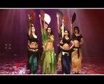 Compagnie de danse orientale Roses des sables - Danse arabo-andalouse