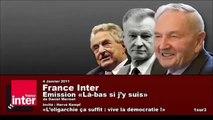 """""""L'oligarchie ça suffit, vive la démocratie"""" - tout droit vers une dictature"""