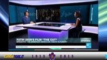 "Video Interview Turkish Director Fatih Akin film on Armenian genocide ""The Cut"""