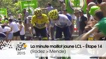 La minute maillot jaune LCL - Étape 14 (Rodez > Mende) - Tour de France 2015