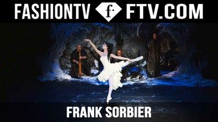 Frank Sorbier Show | Paris Haute Couture Fall/Winter 2015/16 | FashionTV