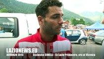 Auronzo 2015 - ESCLUSIVA LN - Lazio-Vicenza, l'ex Cinelli a lazionews..eu