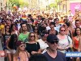 """pink parade 18 juillet 2015 sur NICE """"le combat continue """""""