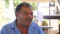اليونان: الحرائق تتسبب في مقتل شخصين والشرطة تعتقل رجلين