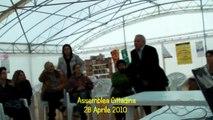 Assemblea Cittadina L'Aquila 28 Aprile 2010 1 di 4
