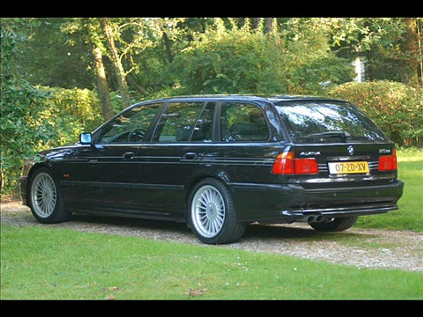 Tribute To Bmw E39 Touring Video Dailymotion
