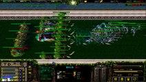 Warcraft III custom maps- Plants vs zombie Easy Mode EP03