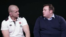 England Rugby Travel fan gets to meet England rugby coaches