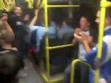 Povratak sa Dinamo-Rijeka 6:1-ovo su navijaci-u busu