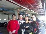 Maidirebike moto e pista. Danielz,Enry Corser, Iammitta.