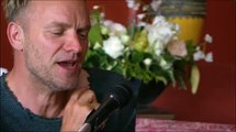 Sting - Shape of my heart (acoustic) with Dominic Miller (HD)
