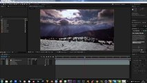 After Effects Cinematic Color Grading Tutorial [german]