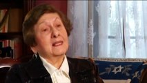 Agnes, a Hidden Child during the Holocaust, tells how JUF helped her and her family.