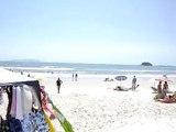 Praia de Palmas, Gov. Celso Ramos, Santa Catarina, BRASIL