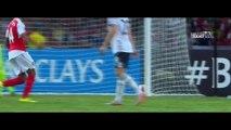 Santi Cazorla Goal & Highlights vs Everton (18/07/15)