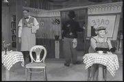 Lucy plays Charlie Chaplin (Lucille Ball, Vivian Vance)
