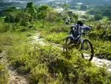 test my commencal supreme DH bike