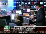 "OMG! Keyboard For Blondes on Fox News Channel: ""Fair, Balanced & Blonde"""