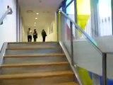 Exposition Géographies du dessin au Musée régional d'art contemporain de Sérignan Mars 2011
