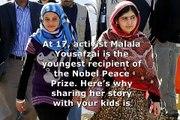 Teens React to Malala Yousafzai - Pakistani activist Malala Yousafzai