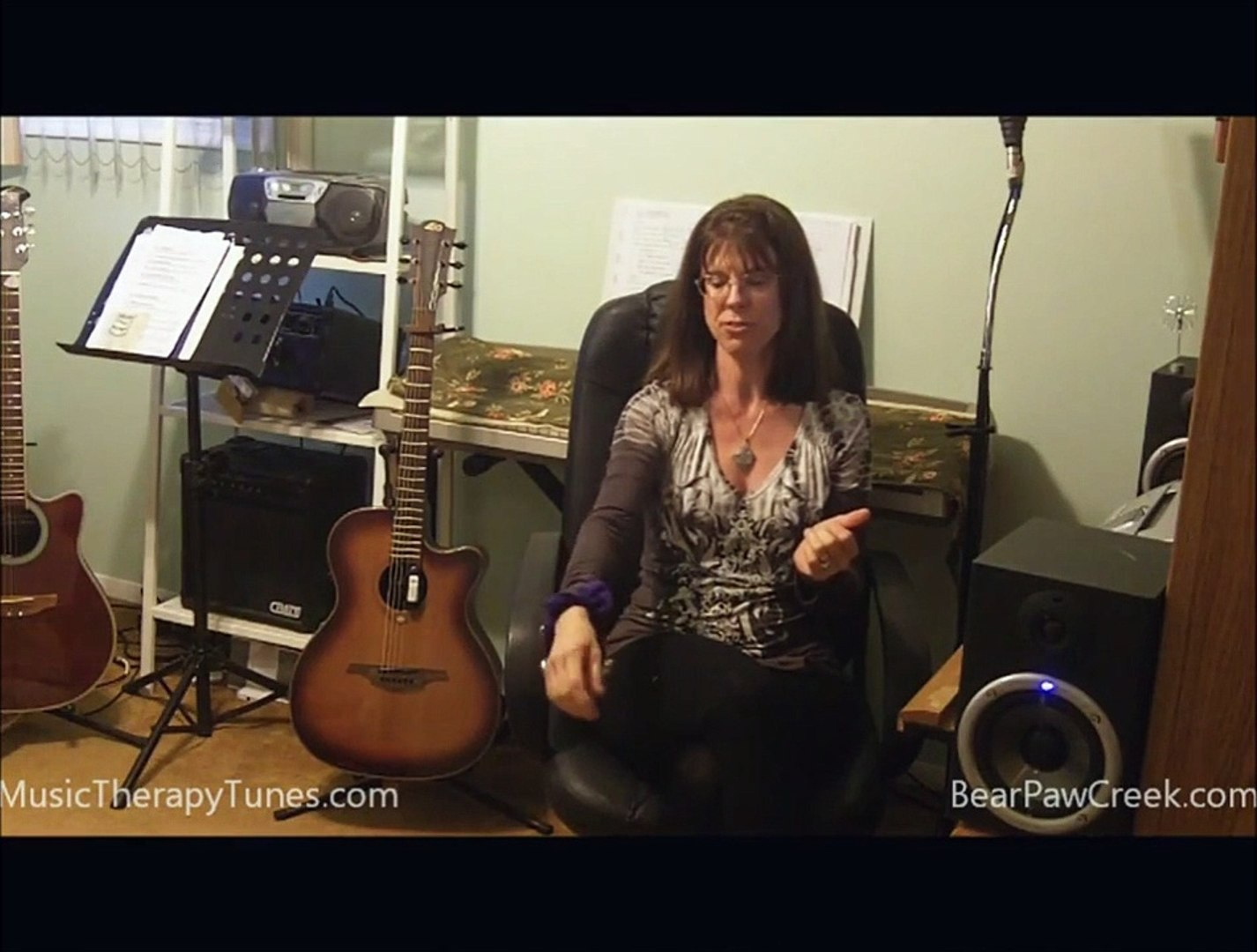 6 Music Therapy / Ed Bell Activities for Children / Kids