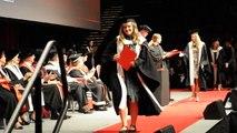 Griffith University Speech Pathology Graduation 2014