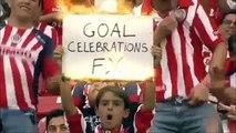 troll football - Clip ' manufacture ' a goal celebration of football superstar