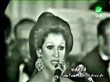 WARDA : Khalik Hena | 1973 مطربة الأجيال وردة | خليك هنا | حفل