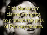 Rick Santorum Ad