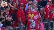 Benfica 2-1 Paris Saint Germain PSG -1st P. Highlights/Resumen y Goles Internationals Cup 2015 HD