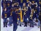 Auftritt Kinder Chor St.Anna-Das Lied der Pinguine