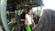 Bungy Jumping With GoPro