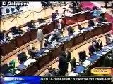 Funes sanciona reformas para que fallos de amparo sean por decisión unánime -El Salvador