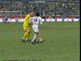 Image de 'Maradona lob Villareal'