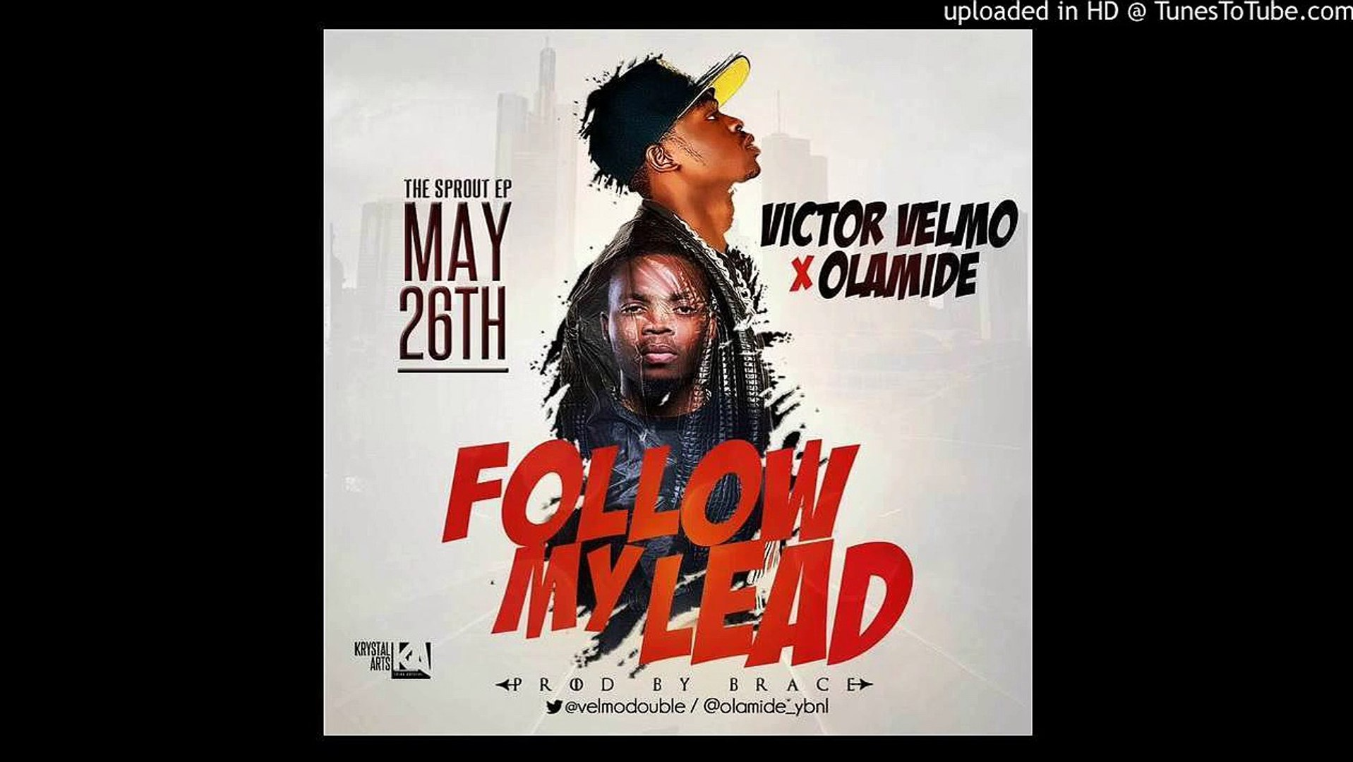 Victor Velmo ft. Olamide – Follow My Lead