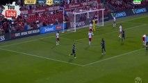 Goal Lucas Digne 23 Benfica vs PSG Paris Saint Germain Internationals Cup 2015 HD
