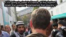 FRANCE - Islam dans Paris - Incitation à la haine - 16 09 2011