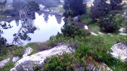 Lacs depuis la Fruitière