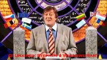 Stephen Fry ranting about Windows, Microsoft and Bill Gates
