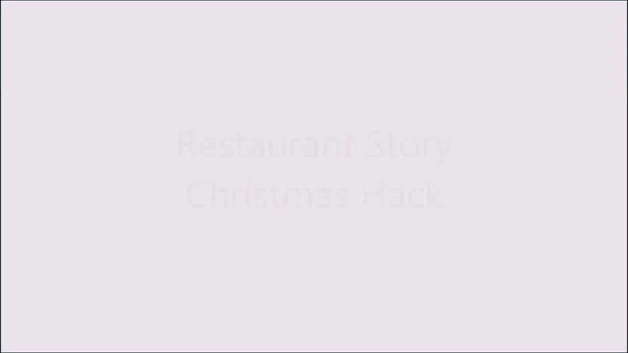 restaurant story apk unlimited money