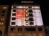 Festival of Lights 2010: 3D-Projektion Hotel The Westin Grand Berlin