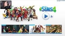SEXY MODENSCHAU - SIMS 4 | GamingWithMelina
